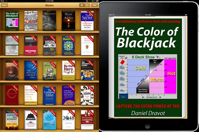 eBook of The Color of Blackjack
