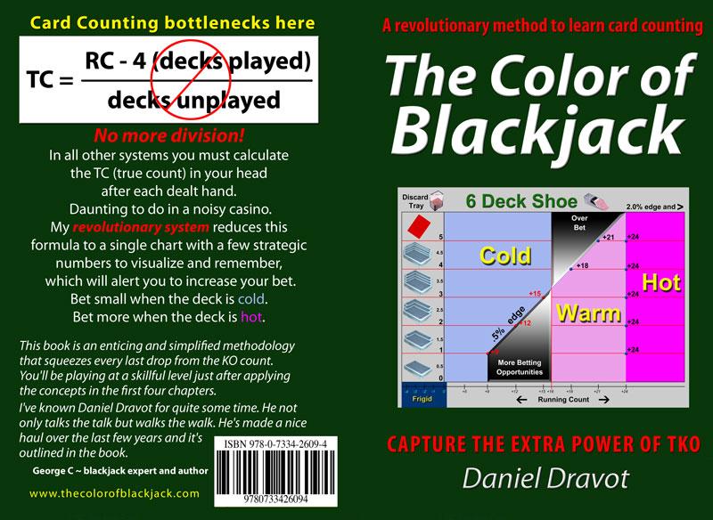 The Color of Blackjack - the book
